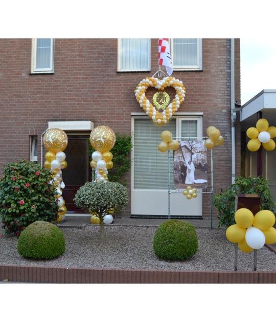 Verwonderlijk Ballon decoraties QE-36